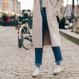Calça Jeans Barra Blue Tamanho: P - Cor: Azul
