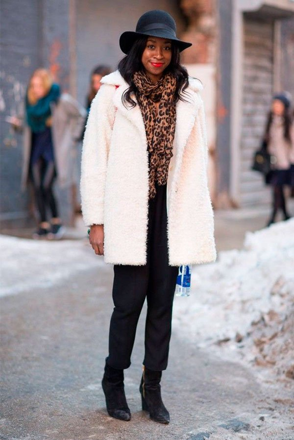 look - street style - moda - all black - moda