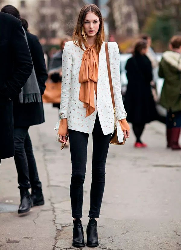 street style - look - moda - semana - fashion