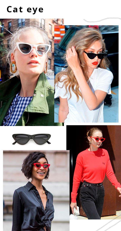 oculos - cat eye - comprar - trend - famosas