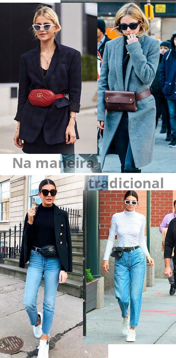 pochete - celebs - tradicional - looks - como usar