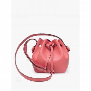 Mini Bucket Ivone Pink - Mônica Salgado Tamanho: U - Cor: Rosa