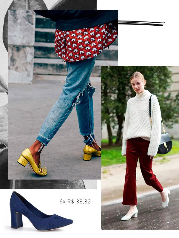 it girl - sapatos - sapato - inverno - street style
