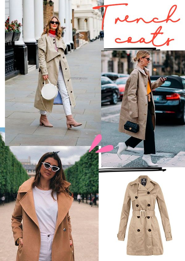 trench - coat - looks - moda - comprar