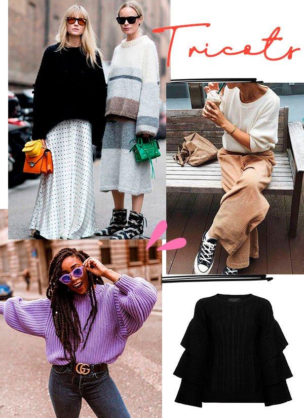 tricots - look - moda - comprar - inverno