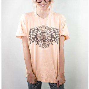 T-Shirt Vintage New Record Tamanho: M - Cor: Amarelo