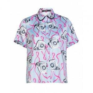 Camisa Manga Curta Básica