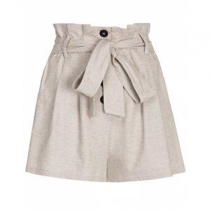 Shorts De Linho Clochard