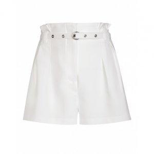 Shorts Clochard De Alfaiataria Com Cinto