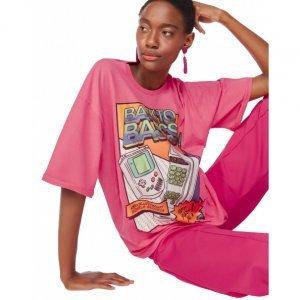 T-Shirt Ampla Basic To Basics