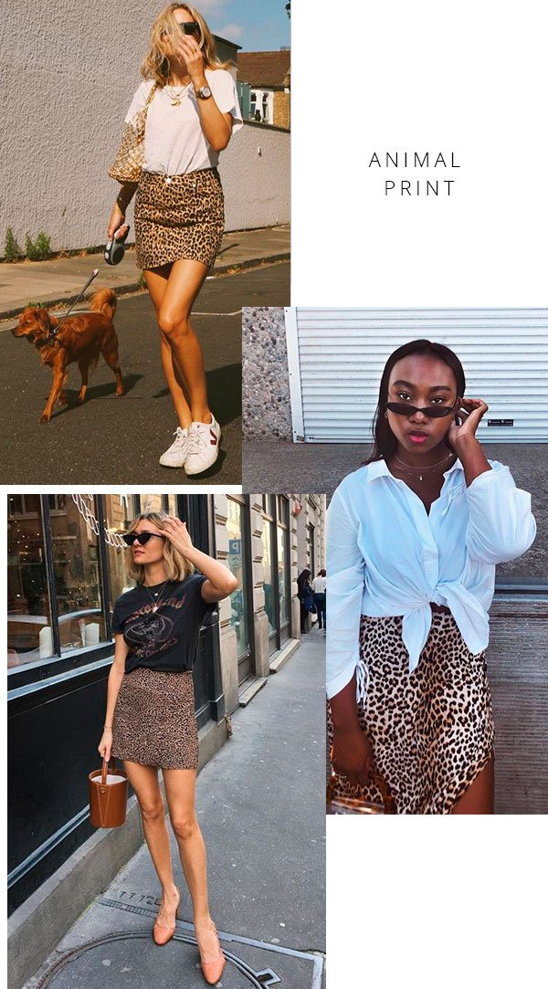 it-girl - animal-print-street-style - animal print - verão - street style