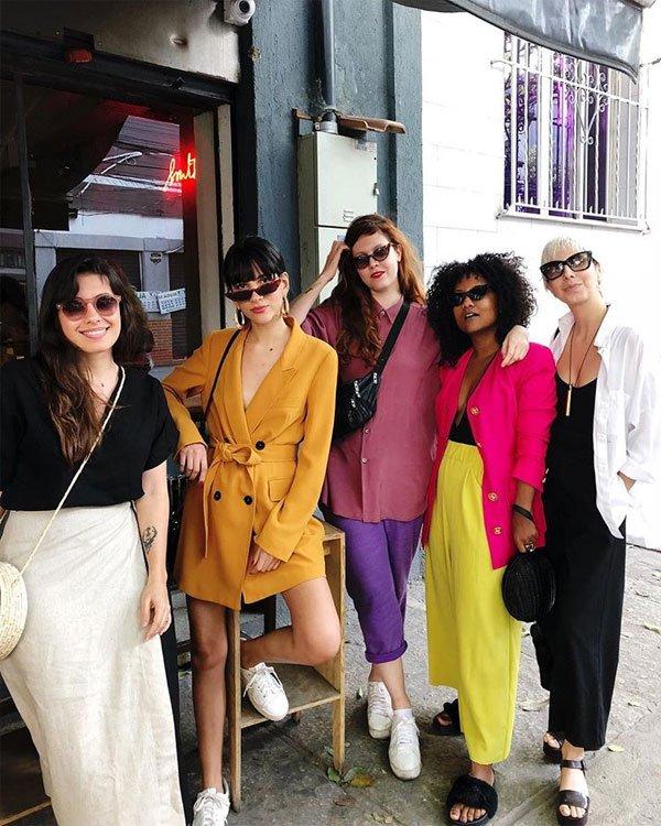 Luiza Brasil - colorido-roupa - color blocking - inverno - street style