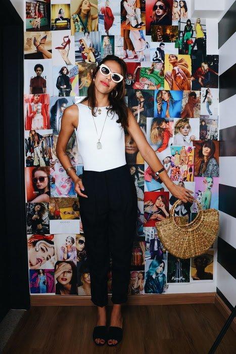 Catharina Dieterich - body-branco-calça-alfaiataria-flat - calça-alfaiataria - verão - street style