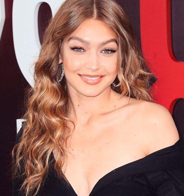 Gigi Hadid - maquiagem-beleza-pele-iluminada - pele iluminada - verão - red carpet