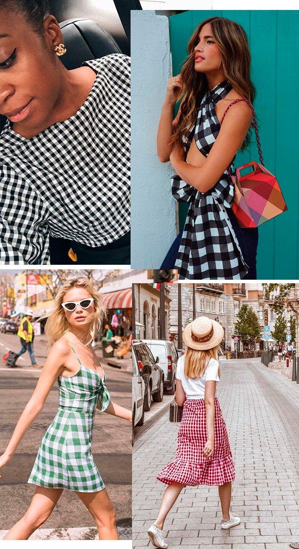 it-girl - street-style-vichy-looks - vichy - verão - street style