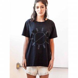 Camiseta Revolution Tamanho: Xgg - Cor: Preto