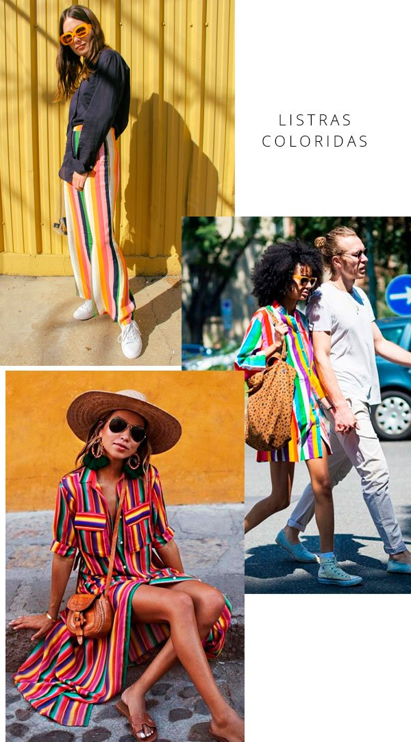 it girls - listras-coloridas-look - listra colorida - verão - str
