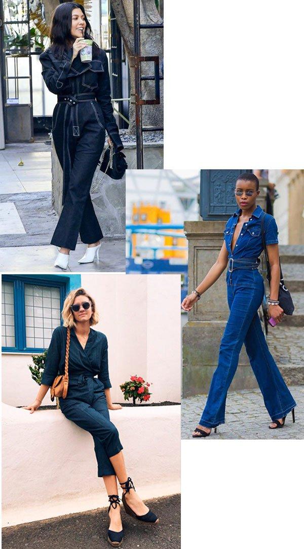it-girls - macacão-jeans - macacão-jeans - meia estação - street style