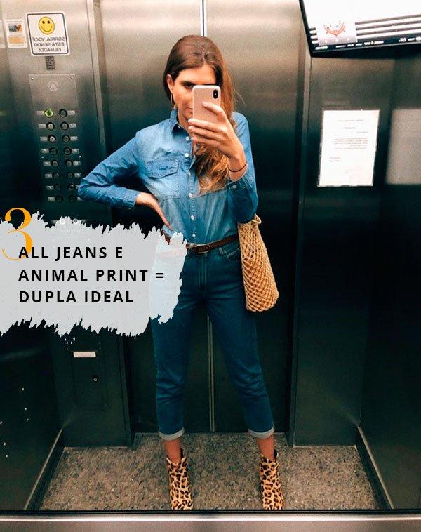 Manuela Bordasch - all-jeans-animal-print - animal print - meia estação - street style