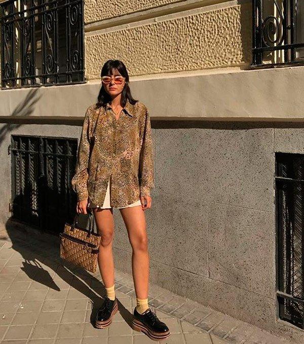 María Bernad - maria-bernard-camisa-short-animal-print - animal print - verão - street style
