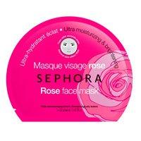 Máscara Facial Sephora Collection Fiber Mask Rosto