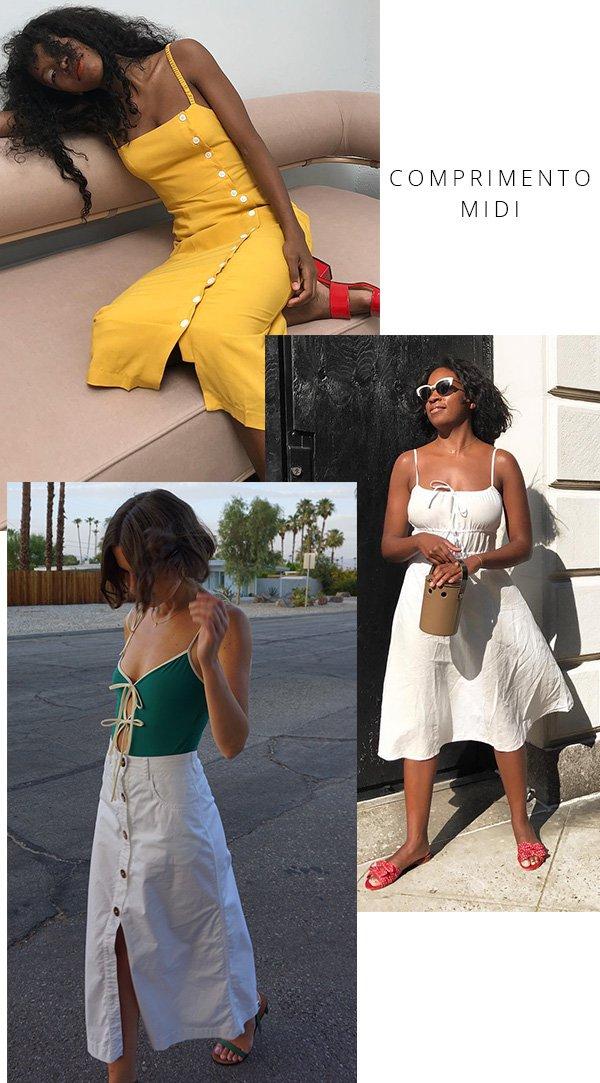 it girl - vestido-midi - midi - verão - street style