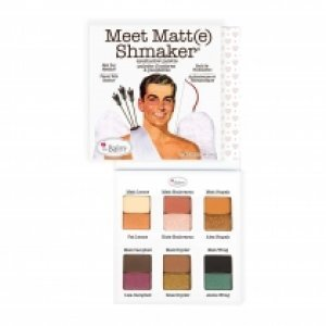 Paleta De Sombras The Balm Meet Matt(E) Shmaker