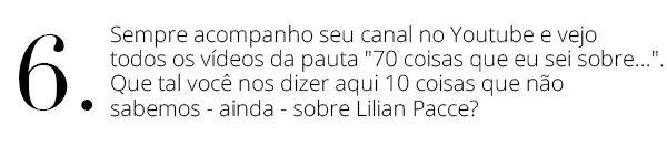lilian pacce - entrevista - entrevista - entrevista - entrevista