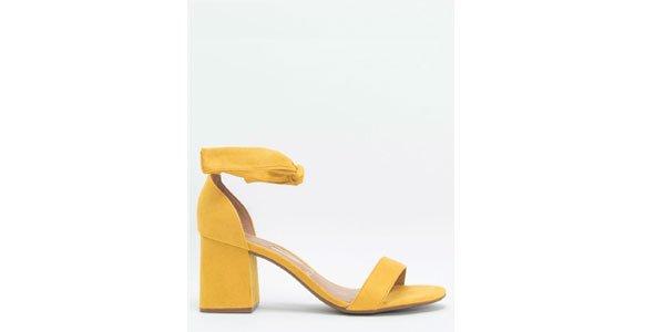 Carol Carlovich - sandália-amarela - amarelo - verão - street style
