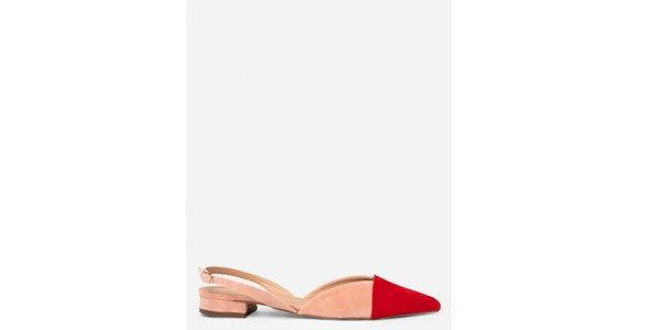 Karina Facci - sapatilha-bicolor-amaro - slingback - verão - street style