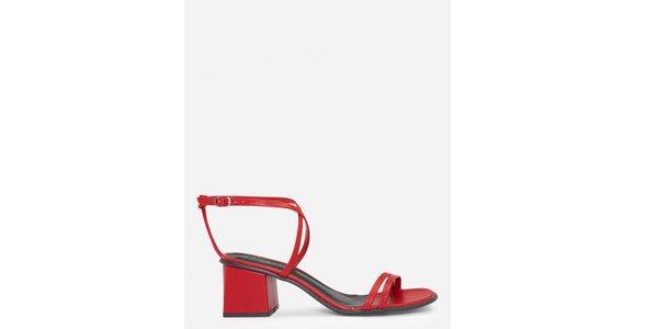 Lara Lincoln - sandália-tiras - sandália - verão - street style