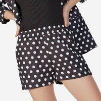 Shorts Basic Crepe