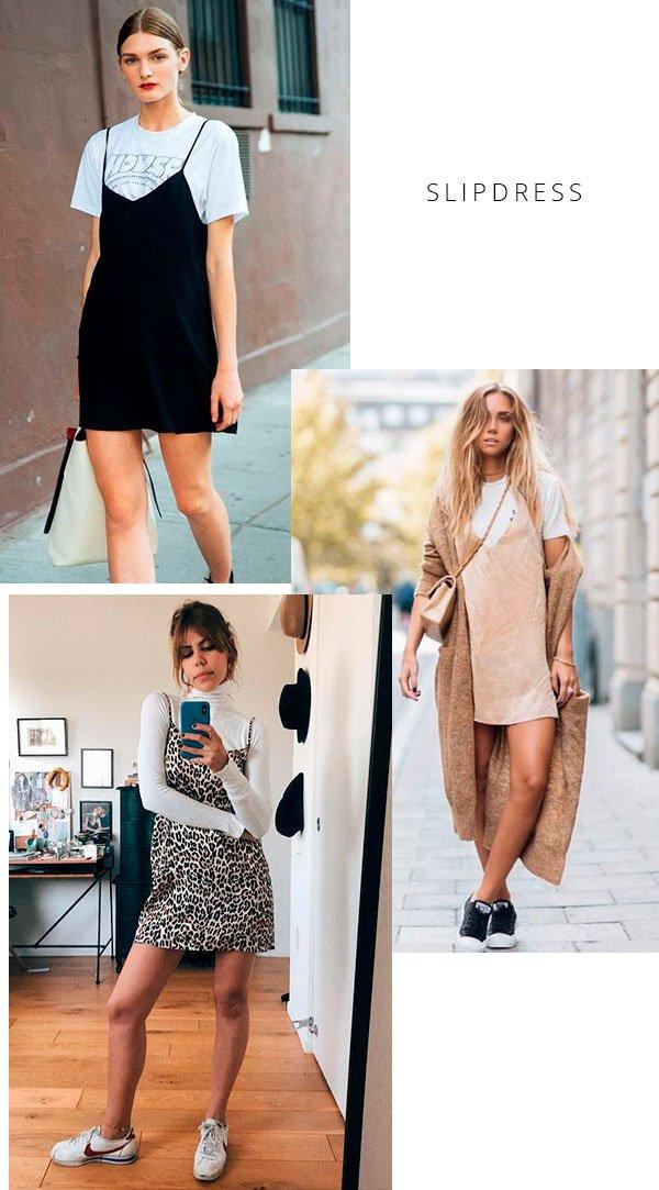 slipdress - moda - look - trendy - comprar
