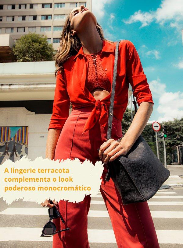 hope - street style - lingerie - look - moda