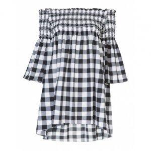 Short Shoulder Dress