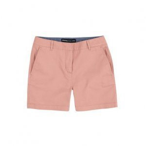 Chinese Basic Female Shorts In Sarge Hering