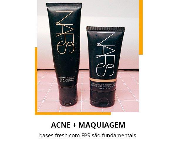 acne - make - pele - produtos - base