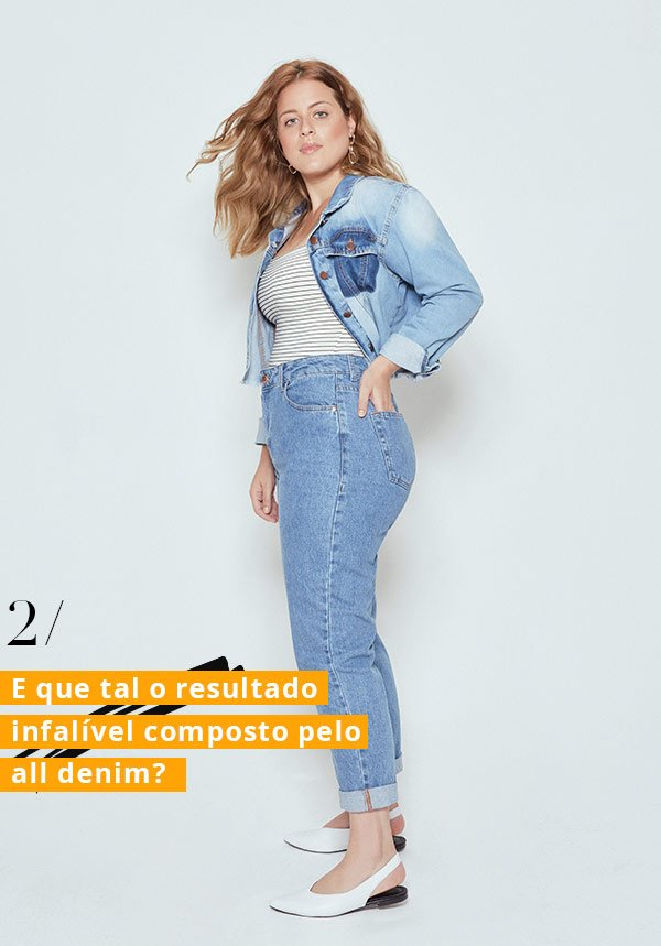 andressa almeida - calca - mom jeans - look - cea