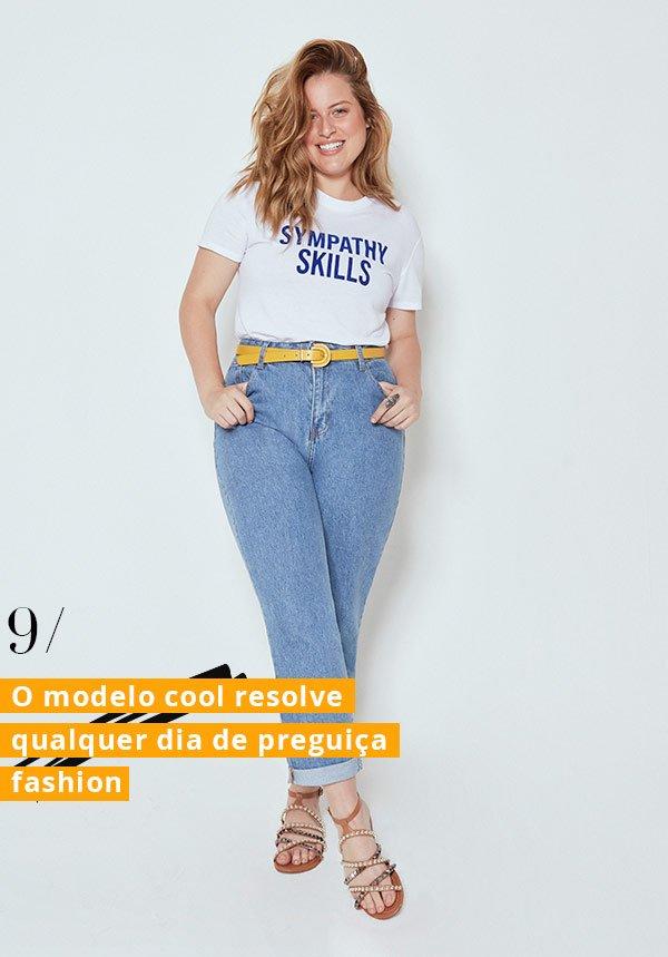 andressa almeida - mom - jeans - cea - campanha