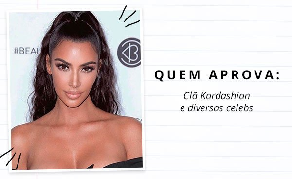 aprova - kardashian - bio - oil - pele