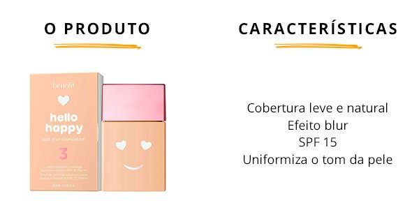 benefit - base - make - pele - comprar