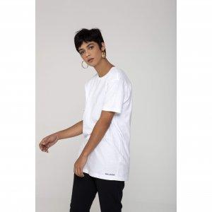Camiseta Long White Tamanho: P - Cor: Branco