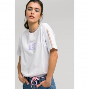 Camiseta 90´s Baw Tamanho: M - Cor: Branco
