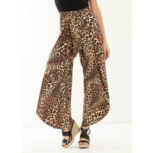 Calça Pareô Animal Print Quintess