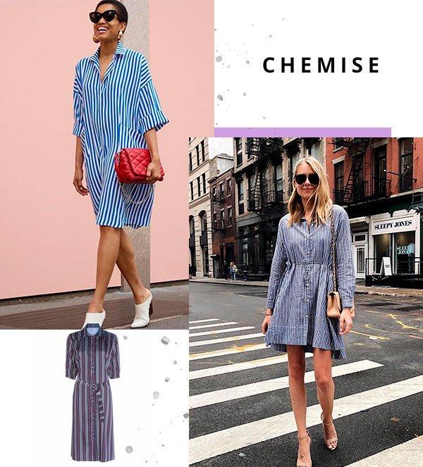 chemise - vestidoo - publi - amaro - comprar