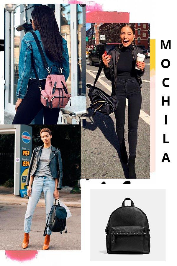 bolsa - mochila - coach - looks - street style