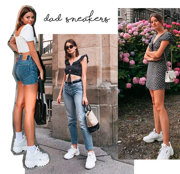 dad sneakers - mary - jean - look - insta girl