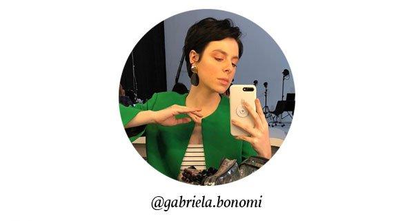 Gabriela Bonomi - arte - sapatos - verão - street style