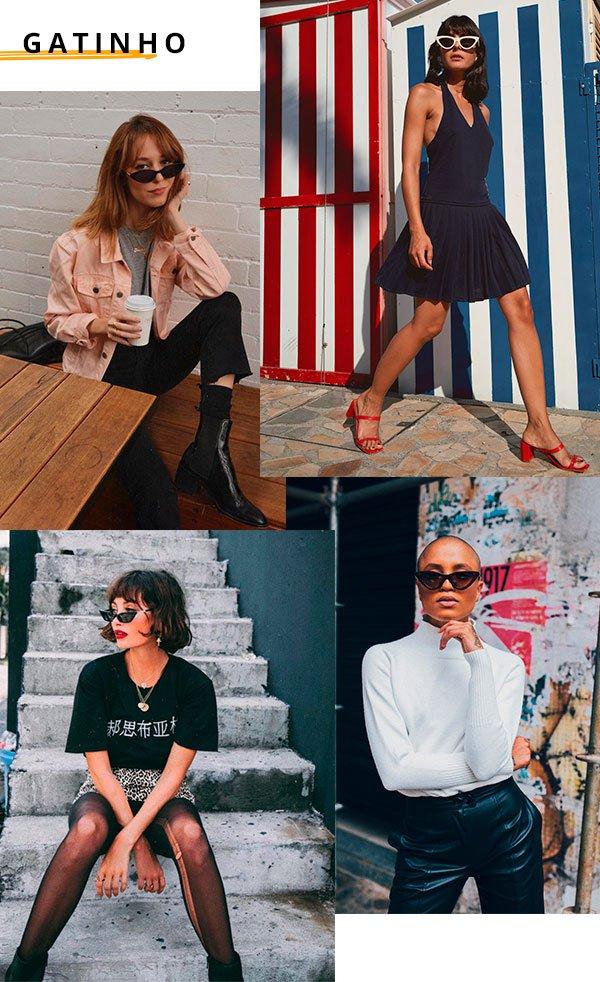 oculos - gatinho - looks - moda - street style