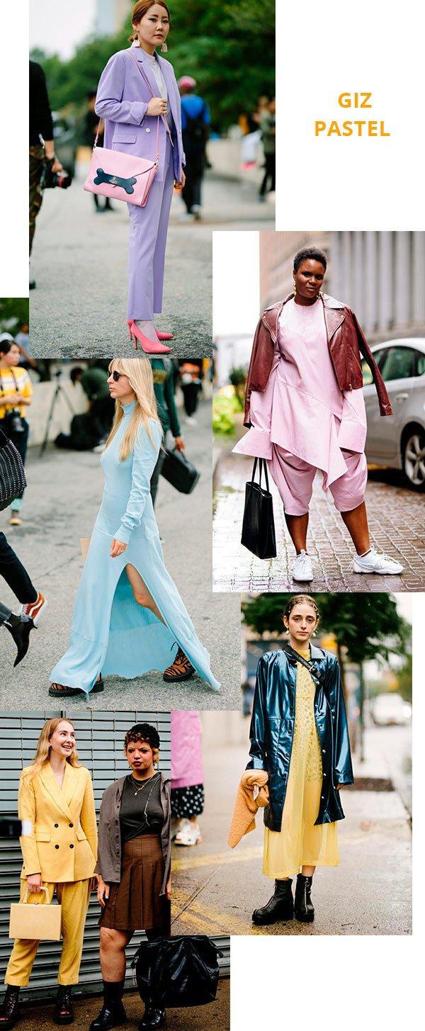 giz pastel - moda - ook - street style - nyfw